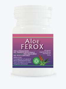 Aloe Ferox prodotto
