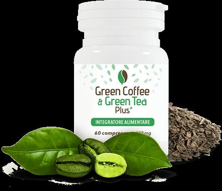 Green Coffee e Green Tea