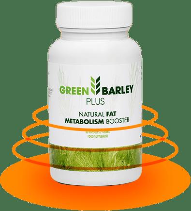 zielony jęczmień sok czy trawa