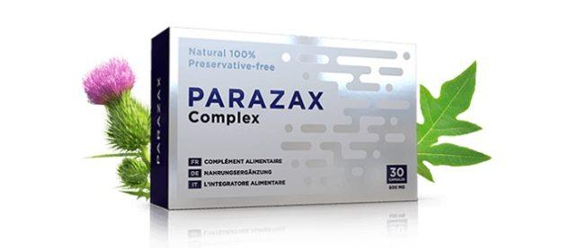 parazax complex parassiti