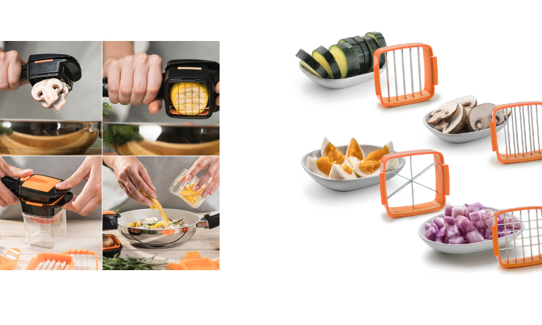 Nicer Dicer Quick funziona